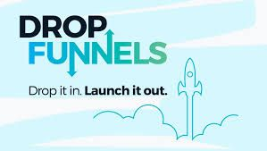 dropfunnels review - dropfunnels logo